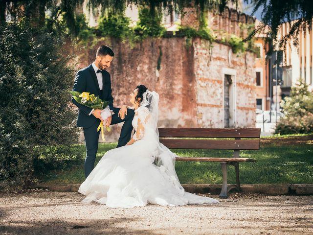 Il matrimonio di Andrea e Elena a Piovene Rocchette, Vicenza 32