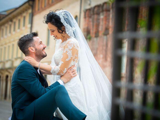 Il matrimonio di Andrea e Elena a Piovene Rocchette, Vicenza 38