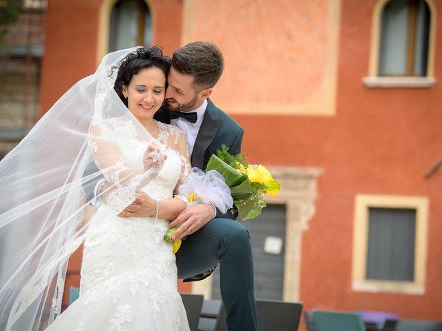 Il matrimonio di Andrea e Elena a Piovene Rocchette, Vicenza 39