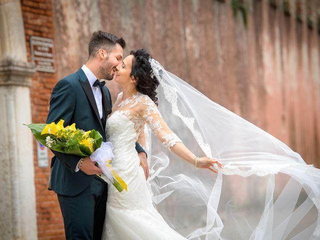 Il matrimonio di Andrea e Elena a Piovene Rocchette, Vicenza 41