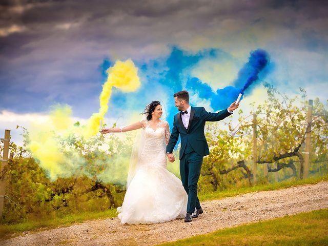 Il matrimonio di Andrea e Elena a Piovene Rocchette, Vicenza 1