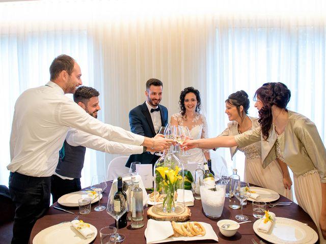 Il matrimonio di Andrea e Elena a Piovene Rocchette, Vicenza 52