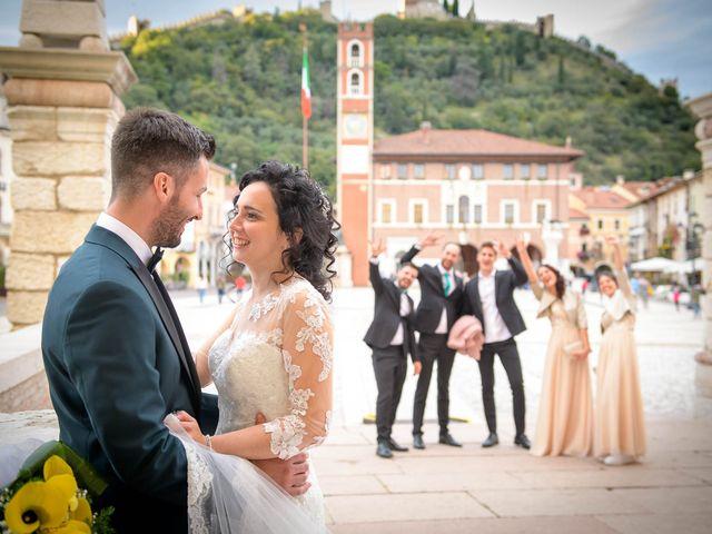 Il matrimonio di Andrea e Elena a Piovene Rocchette, Vicenza 60