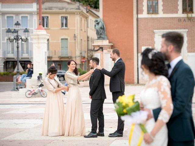 Il matrimonio di Andrea e Elena a Piovene Rocchette, Vicenza 62