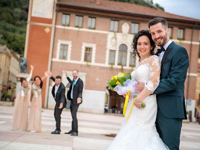 Il matrimonio di Andrea e Elena a Piovene Rocchette, Vicenza 63