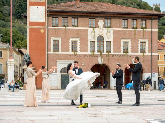 Il matrimonio di Andrea e Elena a Piovene Rocchette, Vicenza 64