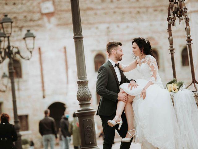 Il matrimonio di Andrea e Elena a Piovene Rocchette, Vicenza 71