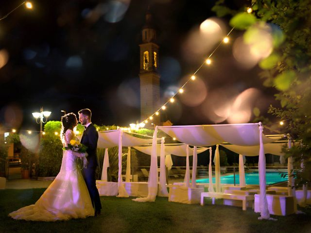 Il matrimonio di Andrea e Elena a Piovene Rocchette, Vicenza 2