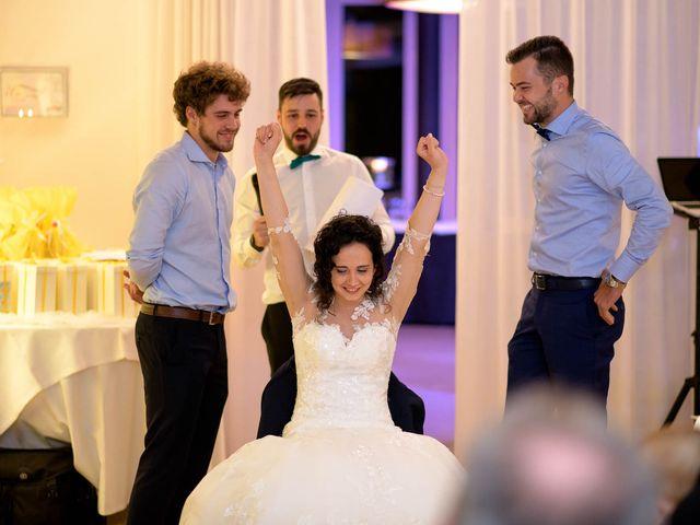 Il matrimonio di Andrea e Elena a Piovene Rocchette, Vicenza 82
