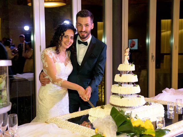 Il matrimonio di Andrea e Elena a Piovene Rocchette, Vicenza 87