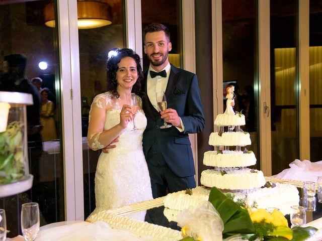 Il matrimonio di Andrea e Elena a Piovene Rocchette, Vicenza 88