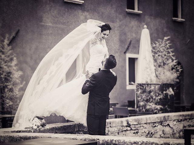 Il matrimonio di Andrea e Elena a Piovene Rocchette, Vicenza 43