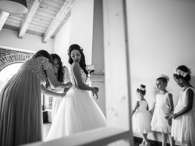 Il matrimonio di Davide e Elisabet a Bricherasio, Torino 18