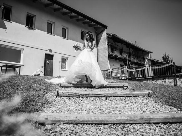 Il matrimonio di Davide e Elisabet a Bricherasio, Torino 20