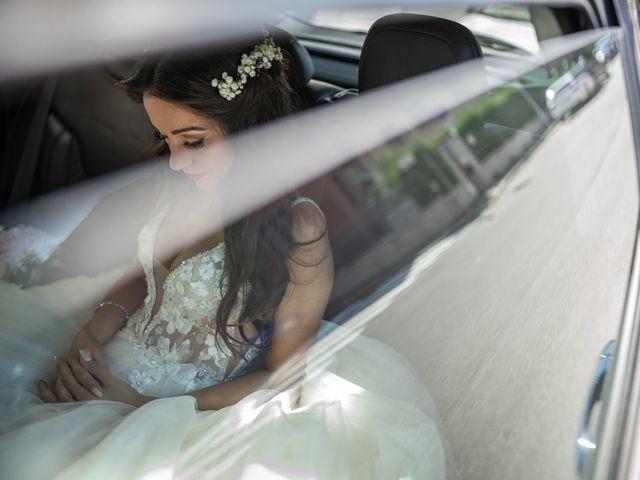 Il matrimonio di Davide e Elisabet a Bricherasio, Torino 23