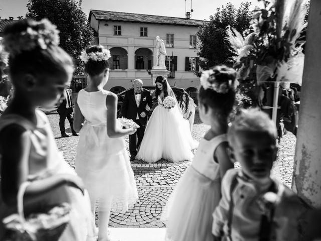 Il matrimonio di Davide e Elisabet a Bricherasio, Torino 26