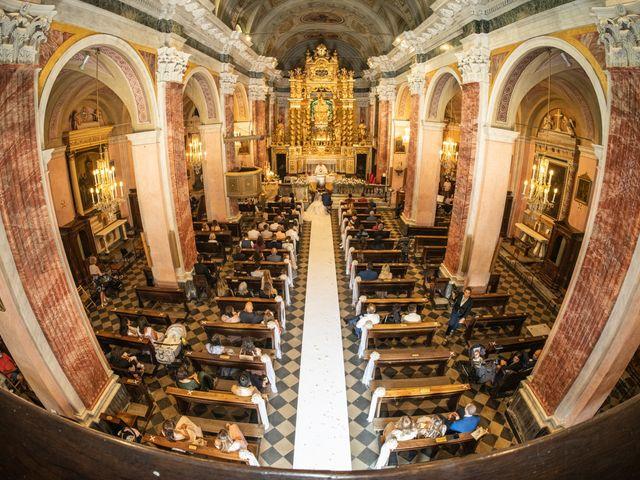 Il matrimonio di Davide e Elisabet a Bricherasio, Torino 27