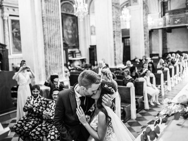 Il matrimonio di Davide e Elisabet a Bricherasio, Torino 30