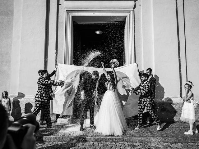Il matrimonio di Davide e Elisabet a Bricherasio, Torino 31