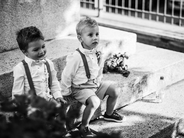 Il matrimonio di Davide e Elisabet a Bricherasio, Torino 32