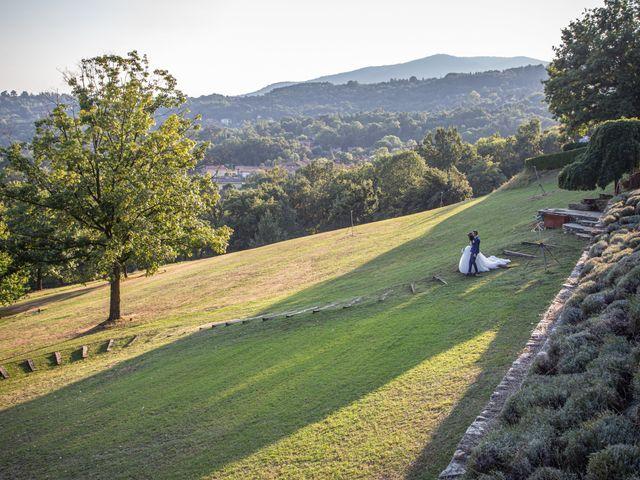 Il matrimonio di Davide e Elisabet a Bricherasio, Torino 35