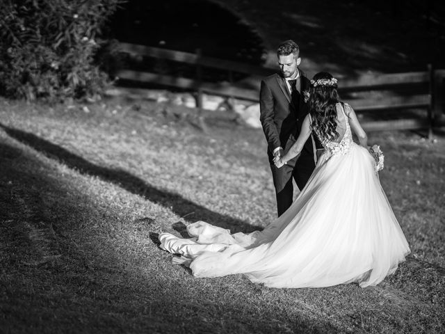 Il matrimonio di Davide e Elisabet a Bricherasio, Torino 37