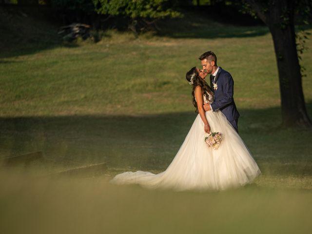Il matrimonio di Davide e Elisabet a Bricherasio, Torino 38
