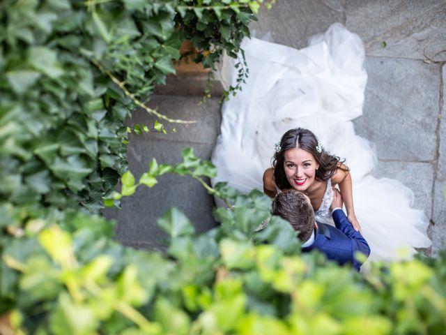 Il matrimonio di Davide e Elisabet a Bricherasio, Torino 40