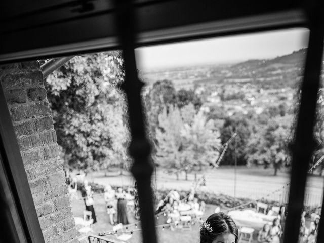 Il matrimonio di Davide e Elisabet a Bricherasio, Torino 43