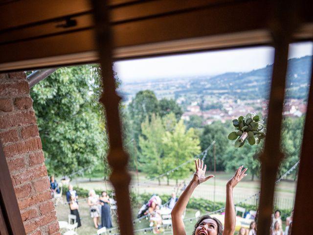 Il matrimonio di Davide e Elisabet a Bricherasio, Torino 44