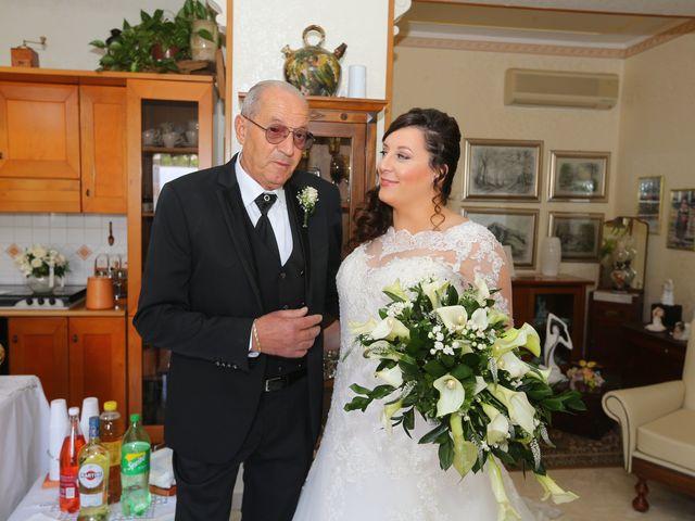 Il matrimonio di Francesco e Veronica a Monasterace, Reggio Calabria 11