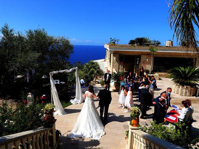 Il matrimonio di Francesco e Veronica a Monasterace, Reggio Calabria 13