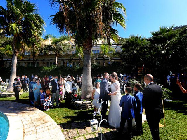 Il matrimonio di Francesco e Veronica a Monasterace, Reggio Calabria 15