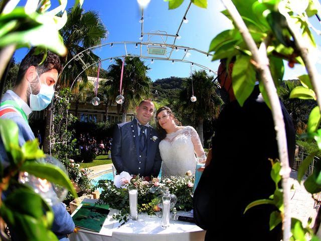 Il matrimonio di Francesco e Veronica a Monasterace, Reggio Calabria 19