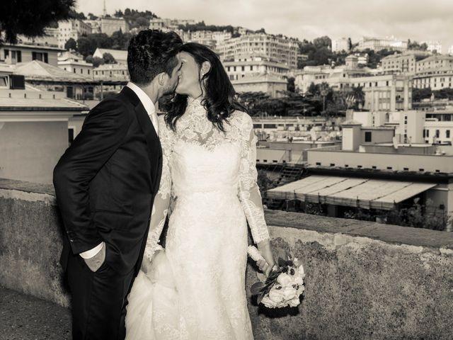 Il matrimonio di Claudio e Sara a Genova, Genova 9