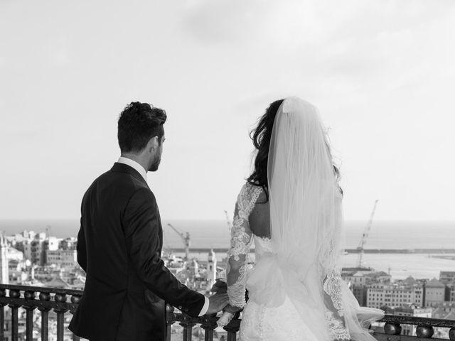 Il matrimonio di Claudio e Sara a Genova, Genova 10