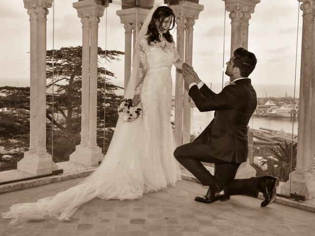Il matrimonio di Claudio e Sara a Genova, Genova 13