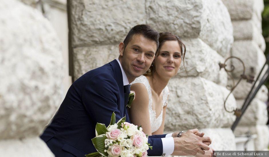 Il matrimonio di Fabio e Giada a Feltre, Belluno