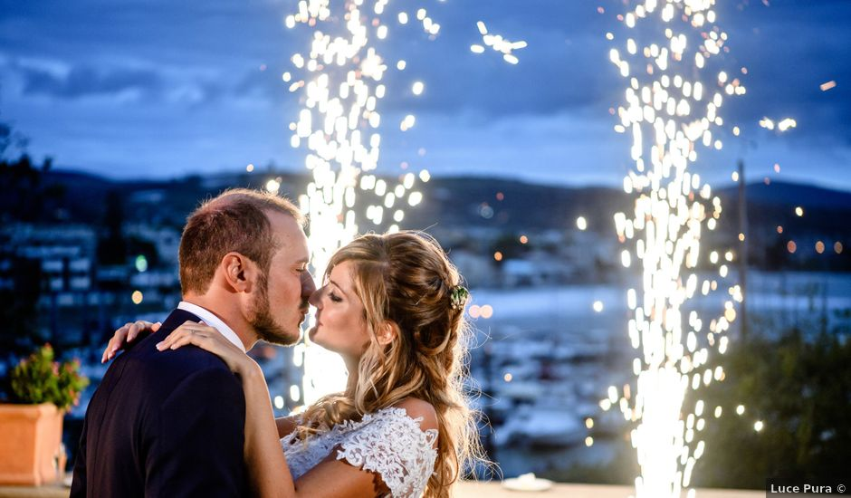 Il matrimonio di Cristina e Emanuele a Santa Marinella, Roma