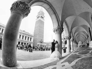 Le nozze di Vania e Angelo