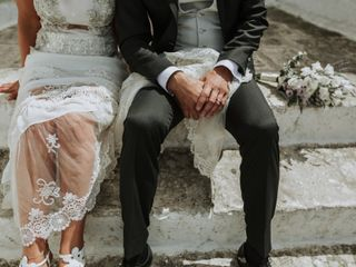 Le nozze di Giovanna e Geppy