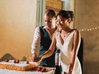 Le nozze di Lucia e Daniel