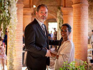 Le nozze di Kirthana e John