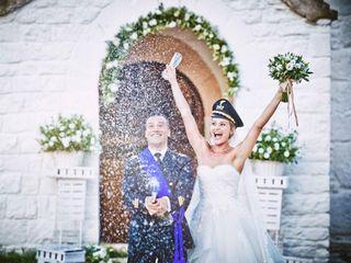 Le nozze di Mino e Gabriella
