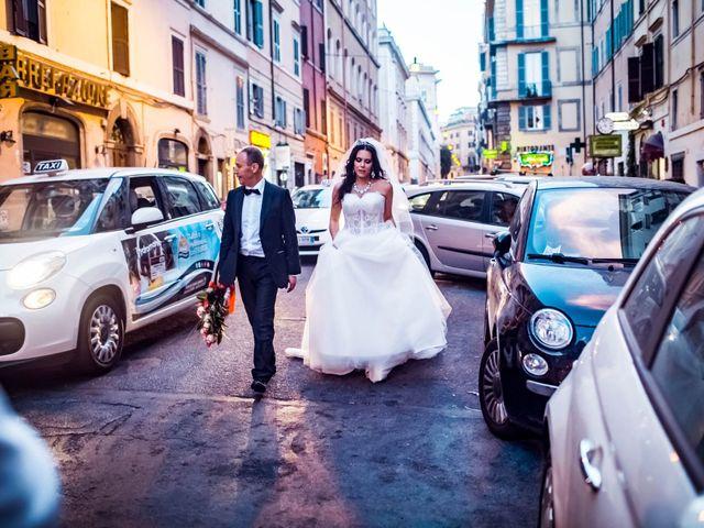 Le nozze di Mariagloria e Francesco