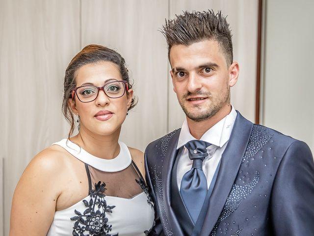 Il matrimonio di Antonio e Carolina a Reggiolo, Reggio Emilia 39