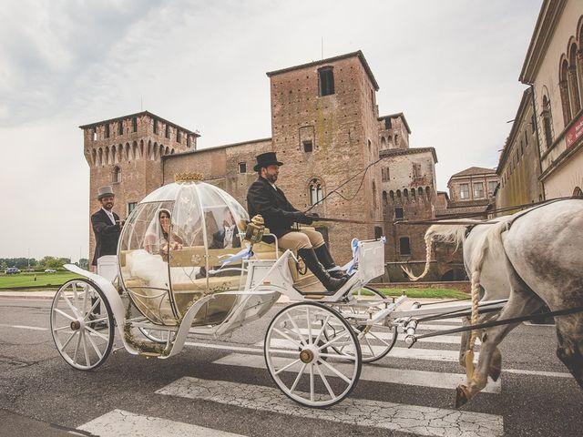 Il matrimonio di Antonio e Carolina a Reggiolo, Reggio Emilia 62