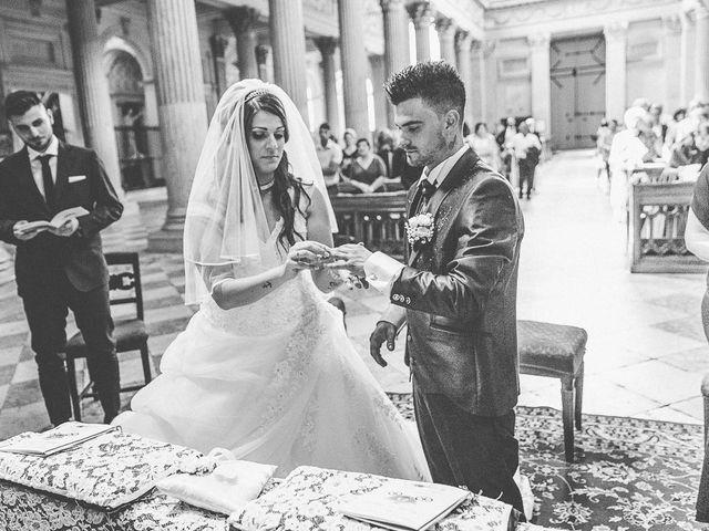 Il matrimonio di Antonio e Carolina a Reggiolo, Reggio Emilia 74