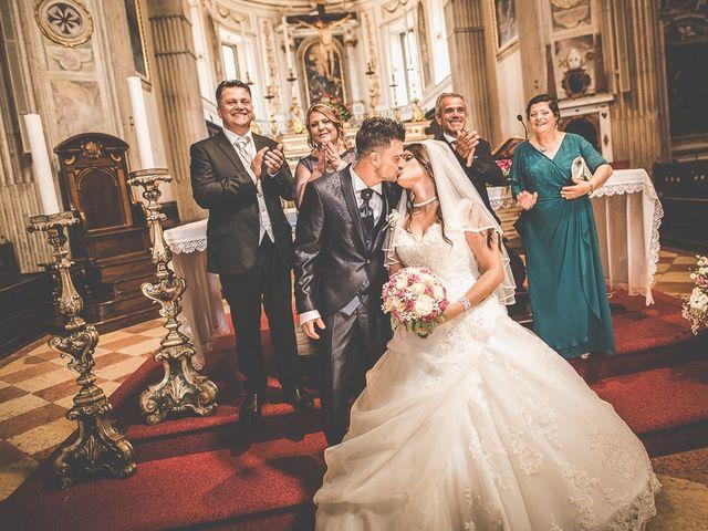 Il matrimonio di Antonio e Carolina a Reggiolo, Reggio Emilia 77