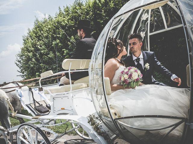 Il matrimonio di Antonio e Carolina a Reggiolo, Reggio Emilia 95